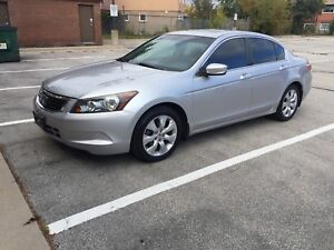 2010 HONDA ACCORD EX-L 4CYL 136K LEATHER NO ACCIDENTS