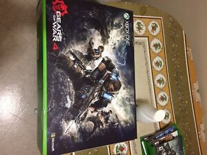 Xbox one special edition 2 TB hard drive wg