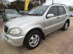 2003 Mercedes-Benz ML350 Wagon 4x4 AUTO $4990