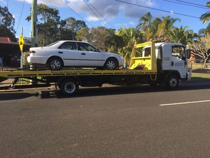 TOW TRUCK 24/7 DAYS call on 0 Logan Central Logan Area Preview