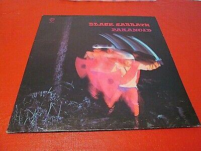 Black Sabbath-Paranoid-Warner Bros BSK 3104 Gatefold NM or M- Reissue unplayed?