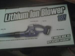 18v blowers comes with battery and charger going cheap Revesby Bankstown Area Preview