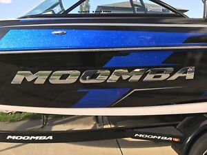 2016 Moomba Craz - Surf Edition