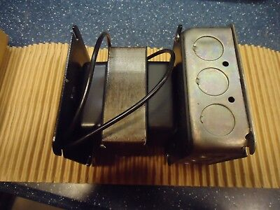 Honeywell At74a 1005 Transformer 120 V Plate Mounted