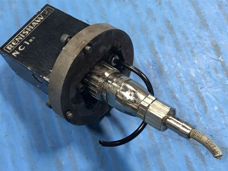USED RENISHAW NC1RX NON-CONTACT LASER RECEIVER (N10-14)