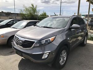 2011 Kia Sportage AWD Very Low km New Condition Safetied $11200