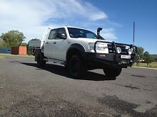 2008 Ford Ranger Ute Inverell Inverell Area Preview