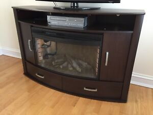 ELECTRIC FIREPLACE UNIT