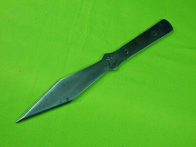 OLSEN K OK VINTAGE 1950-1970 THROWING KNIFE HOWARD CITY MICHIGAN