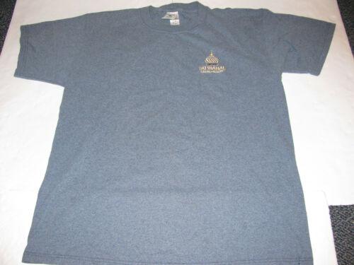 Trump Taj Mahal EMBROIDERED XL Short SleeveT-Shirt Atlantic City - Rare