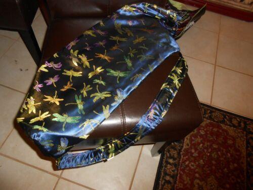 Yoga Bound Blue Dragonfly Yoga Mat Carrier Shoulder Strap