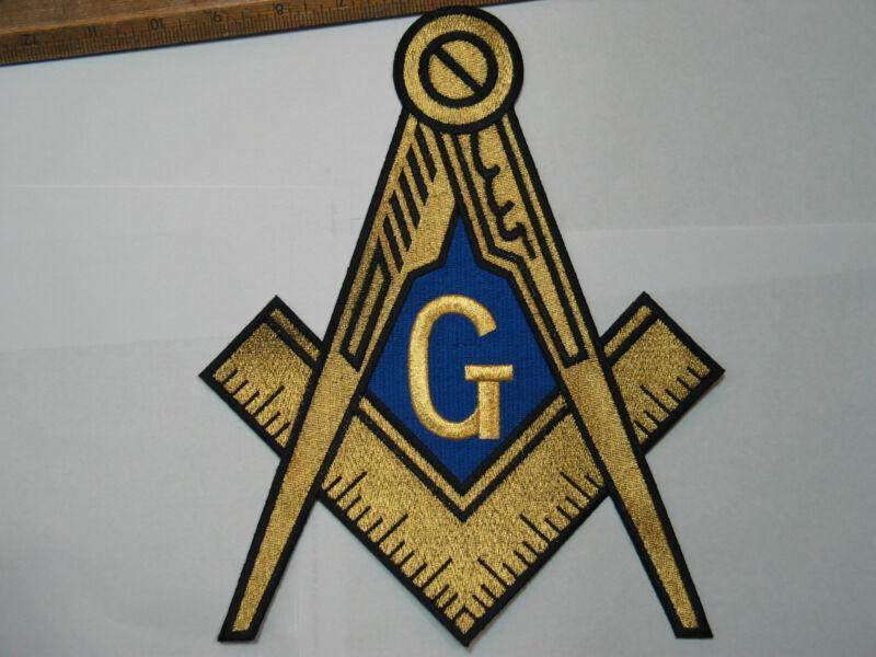 Masons Jacket Patch , (# 1Lg) (**)
