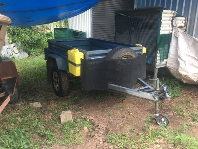 Cool  Off Road Camper Trailer On Pinterest  Off Road Camper Off Road