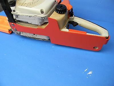 GAS TANK HANDLE GUARD PROTECTION PLATE FOR STIHL CHAINSAW 024 026 MS260 UP438 - Gas Tank Handle