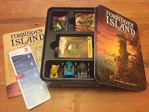 Forbidden Island (board game)