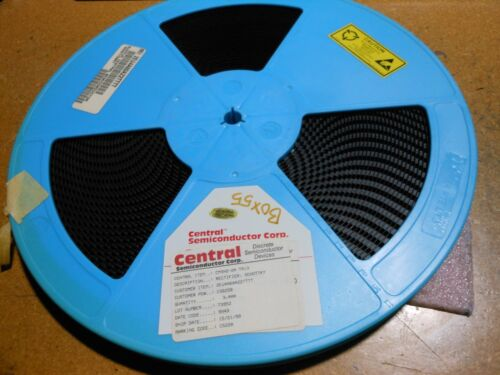 CENTRAL SEMICONDUCTOR SCHOTTKY RECTIFIER (3000 PC REEL) PART # CMSH2-20  TR13