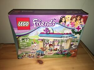 Lego Friends Animal Care Clinic - Brand New