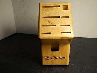 Блоки для хранения Wusthof 8pc. knife