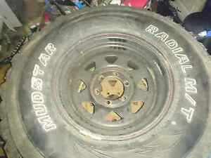 Swap 16x8 rims for 15x8 Moores Pocket Ipswich City Preview