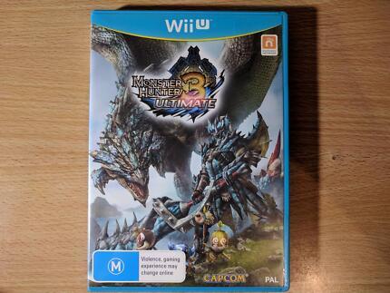 Monster Hunter 3 Ultimate (Wii U)