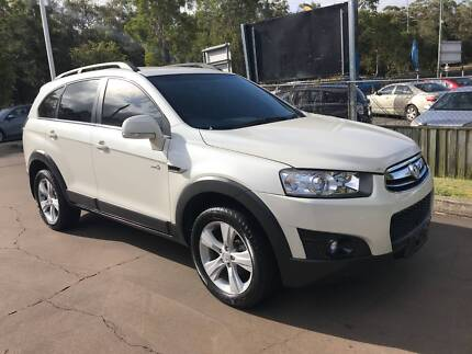 2012 Holden Captiva CX Series 2 -7 Seats -Auto - Rego - Driveaway Cleveland Redland Area Preview