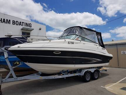 2010 Glastron Cruiser 25ft GS259