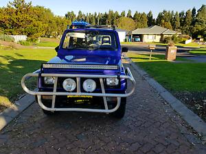 Suzuki sierra Lockyer Albany Area Preview