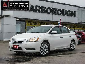 2014 Nissan Sentra S-CVT Power group of options!