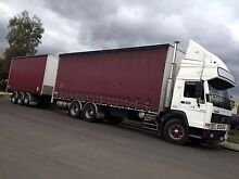 TRUCK (sleeper cab) AND TRAILER combination Epping Whittlesea Area Preview