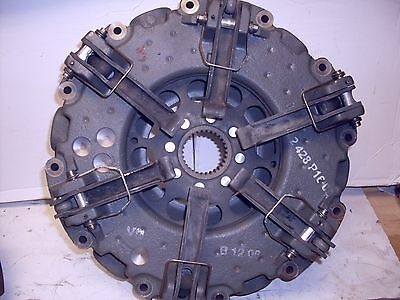Farmtrac 555 New Tractor Clutch Dual Stage Pressure Plate Esl15633
