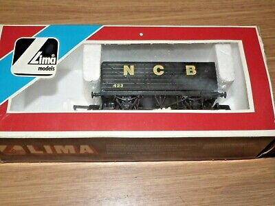 LIMA N C B COAL WAGON WITH COAL LOAD MINT BOXED 00 GAUGE SUIT HORNBY ETC 30 5679