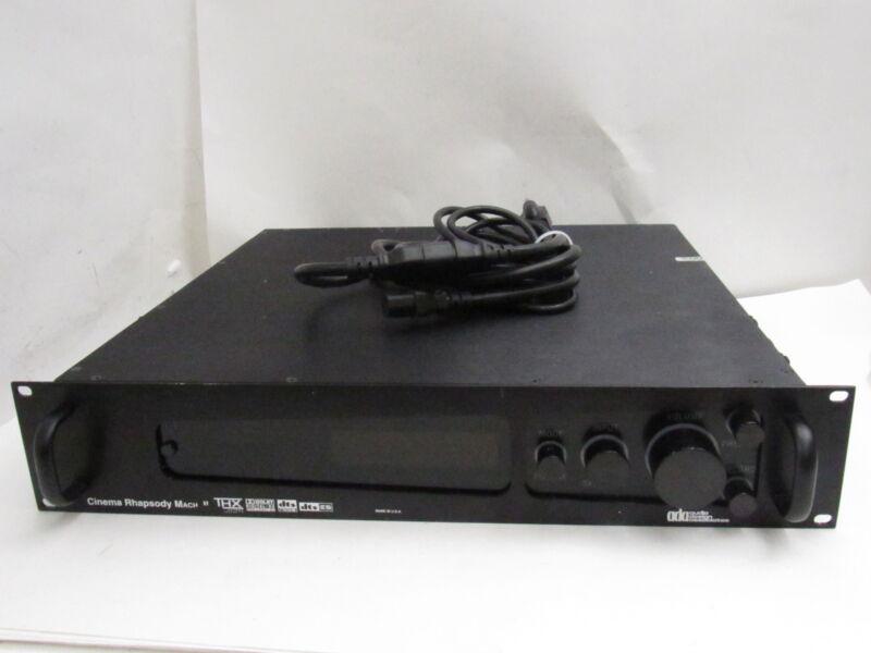 ADA Cinema Rhapsody Mach3 BA 7.1 Surround Home Theater Processor Mach 3