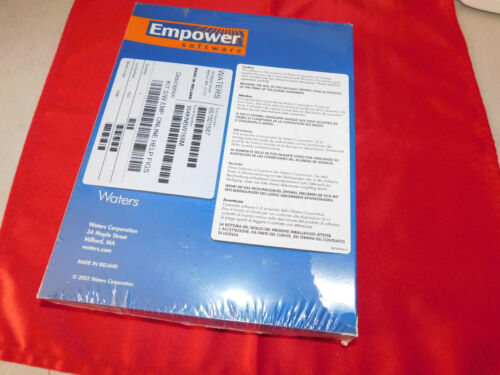 Waters Empower Software Kit; 667001587