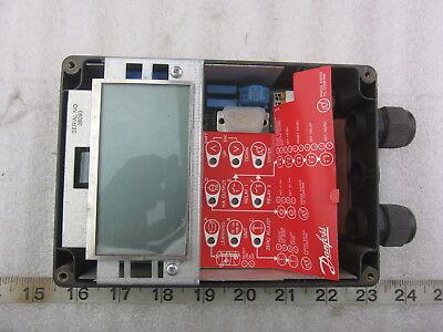 Danfoss Sonolev 3000 Ultrasonic Level Transmitter W Use Manual Used