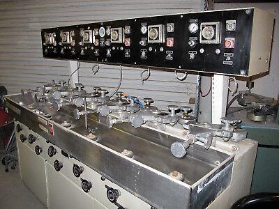 R. Howard Strasbaugh 6ur-6 Polishing Machine