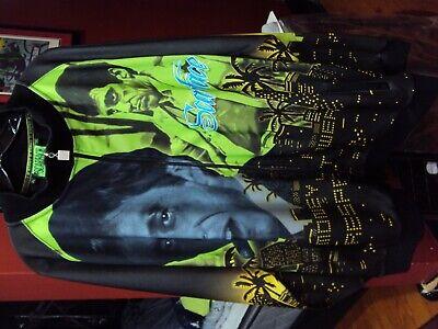 Scarface Men's Track Jacket Tony Montana size 3XL Brand New w/tags Free Shipping