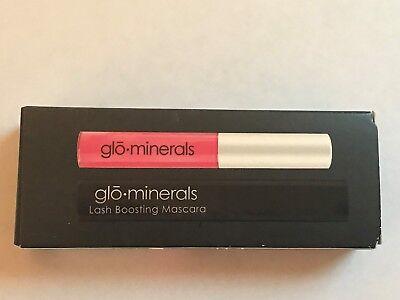 Glominerals Lips and Lashes (Blushing Lip gloss & Lash Boosting Mascara) Travel