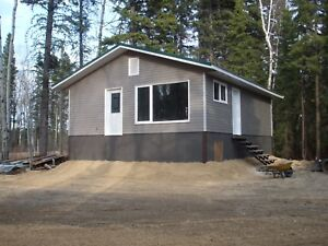 Cabin for sale at Cranberry Portage, Manitoba