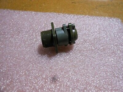 Bendix Connector Ms3100r14s1p Nsn 5935-00-118-4723 Ms3100r14s-1p