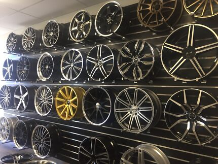 Wheels tyres and car services