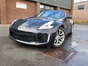 2014 Nissan 370Z TOURING 6 SPEED MANUEL 17K ONLY!!!