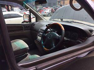 1999 Nissan Elgrand Van/Minivan Cairns Cairns City Preview