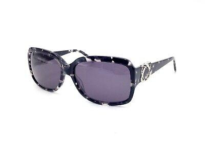 $400 CHARRIOL WOMENS BLACK SUNGLASSES EYE GLASSES SHADES BLACK UV LENS PC 8091