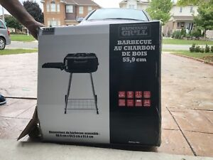 Charcoal barbecue for sale brand new 22 inches