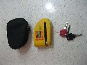 XENA Disk lock with alarm Mango Hill Pine Rivers Area Preview