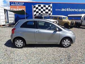 2006 Toyota Yaris Hatchback Westcourt Cairns City Preview