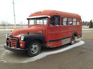 1954 GMC Bus/Motorhome