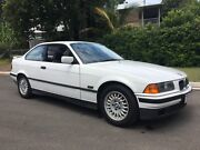 BMW 318IS 1994 AUTO COUPE 144,000 KLMS VERY GOOD CONDITION Tewantin Noosa Area Preview