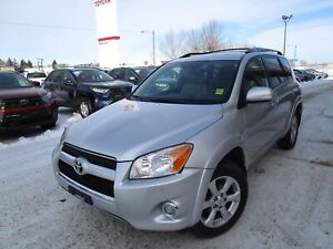 2011 Toyota RAV4 Limited LIMITED LOW KMS RARE MODEL TAYLOR CE...