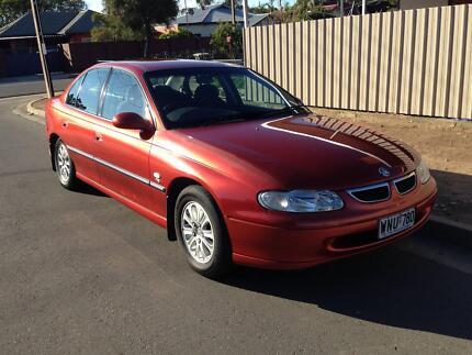 2000 Holden Berlina Sedan VTII with dual fuel Lockleys West Torrens Area Preview
